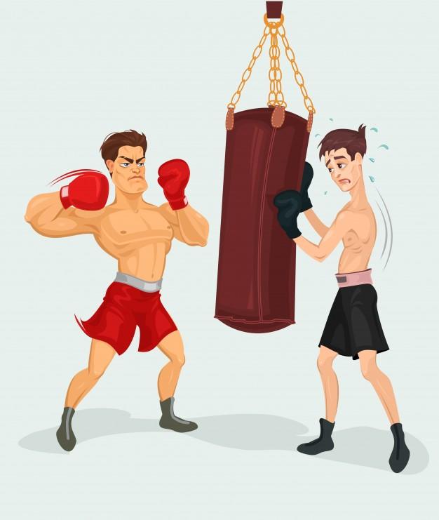 illustration-vectorielle-d-39-un-boxeur_1441-17