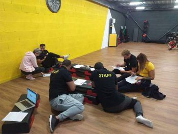 Etude en salle à Lemon Fitness