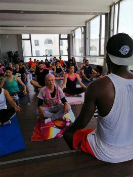 Pilates en salle en Tunisie